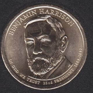 2012 P - B. Harrison - 1$
