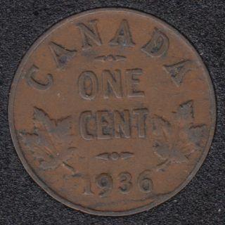 1936 - Canada Cent