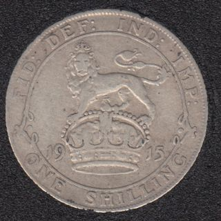 1915 - Shilling - Grande Bretagne