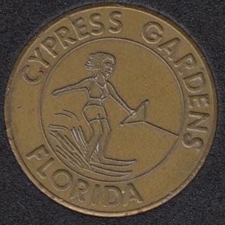 Cypresss Gardens - Florida