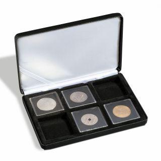 NOBILE COIN BOX FOR 6 QUADRUM