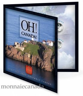 2004 Oh! Canada Set
