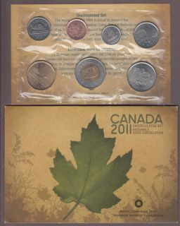 2011 BRILLIANT UNCIRCULATED SET