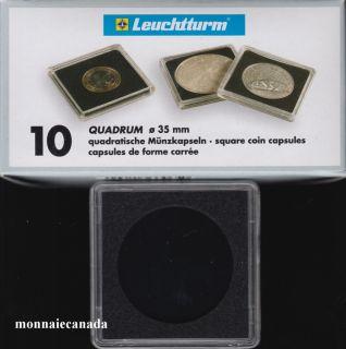Capsules QUADRUM 35 MM